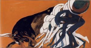 Disegno di Duilio Cambellotti.