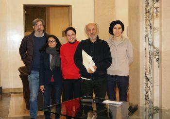 A Studio Azzurro il Premio Silvia Dell'Orso