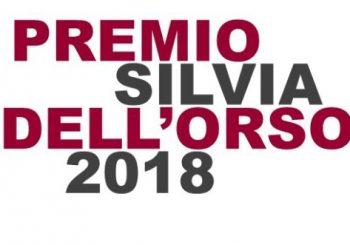 Il bando del Premio Silvia Dell'Orso 2018